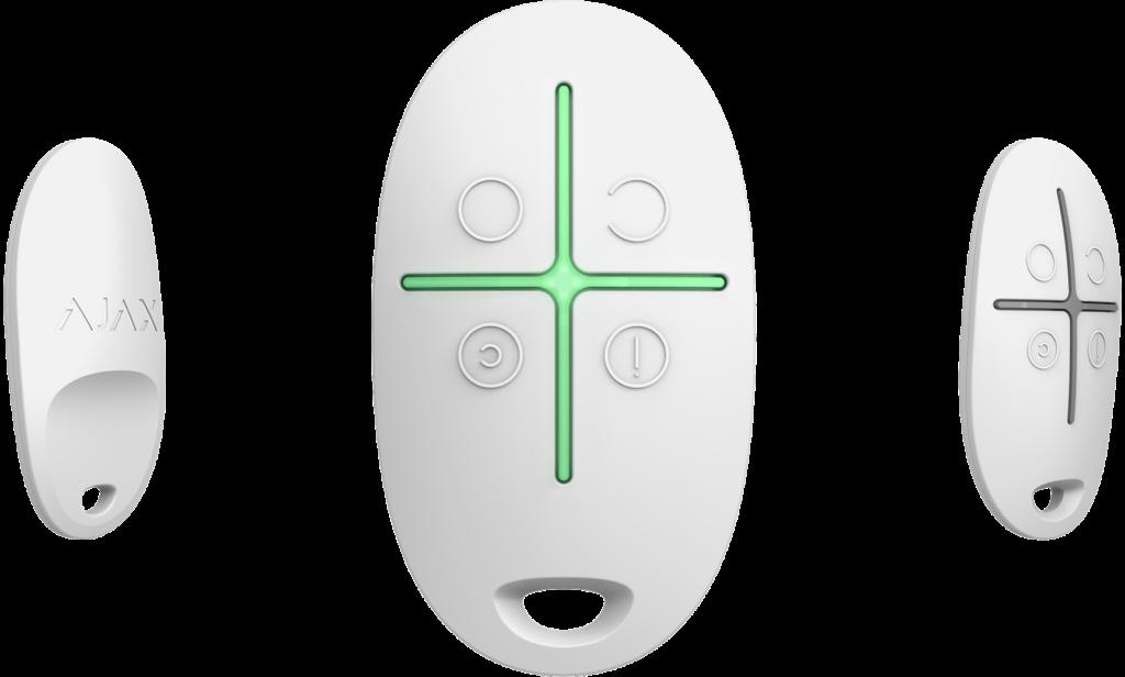 Ajax SpaceControl - bijela