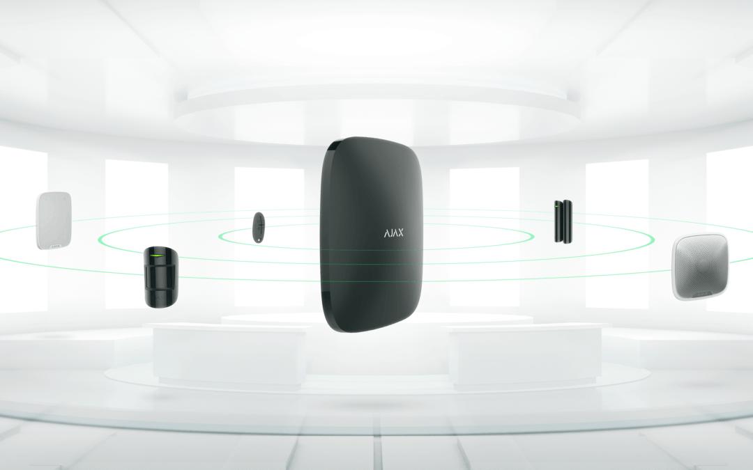 Protuprovalni bežični alarmni sustav Ajax