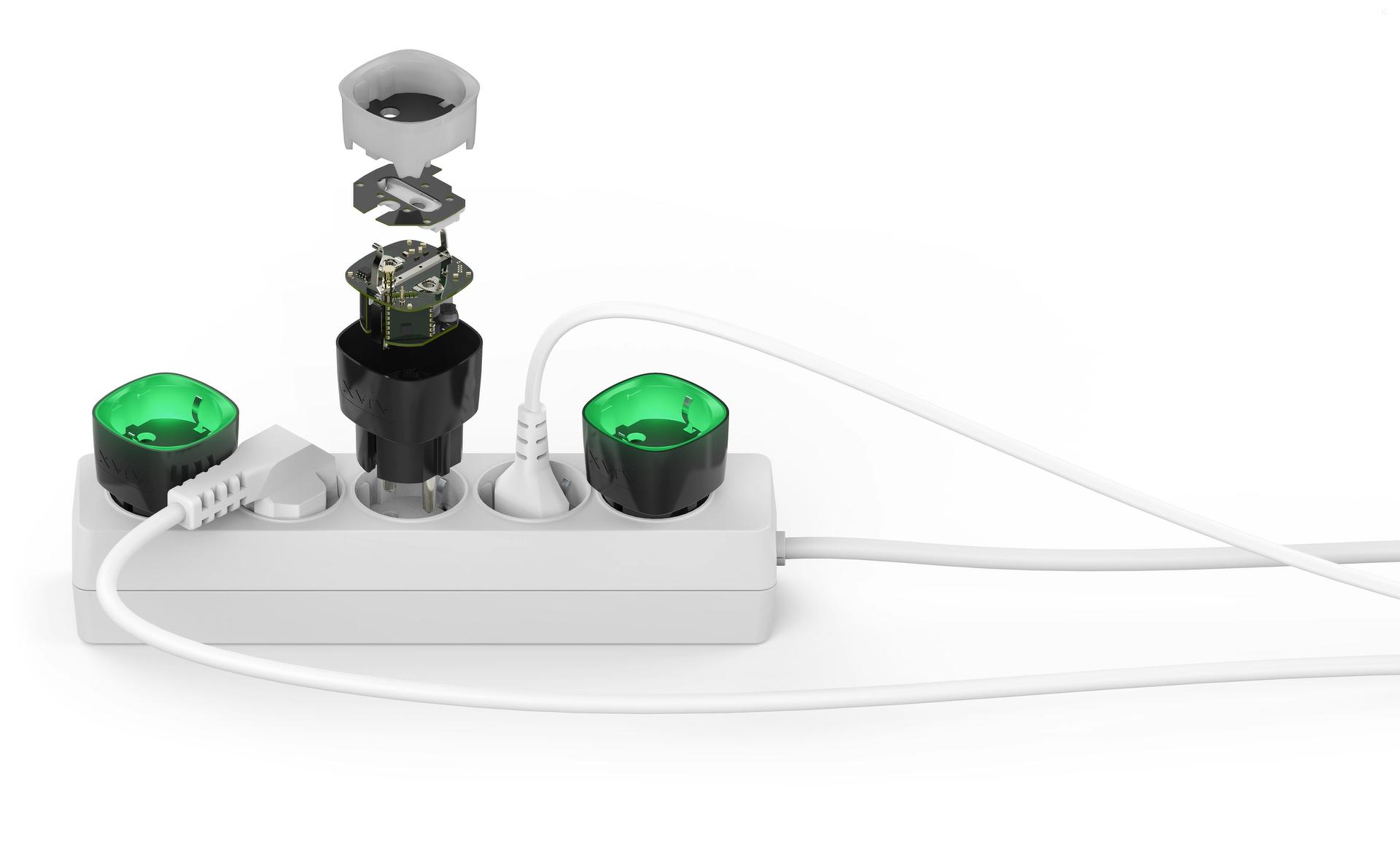 Ajax Socket - bežična pametna utičnica