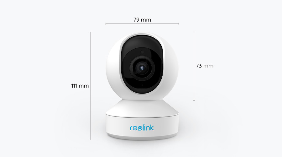 Reolink E1 Zoom dimensions