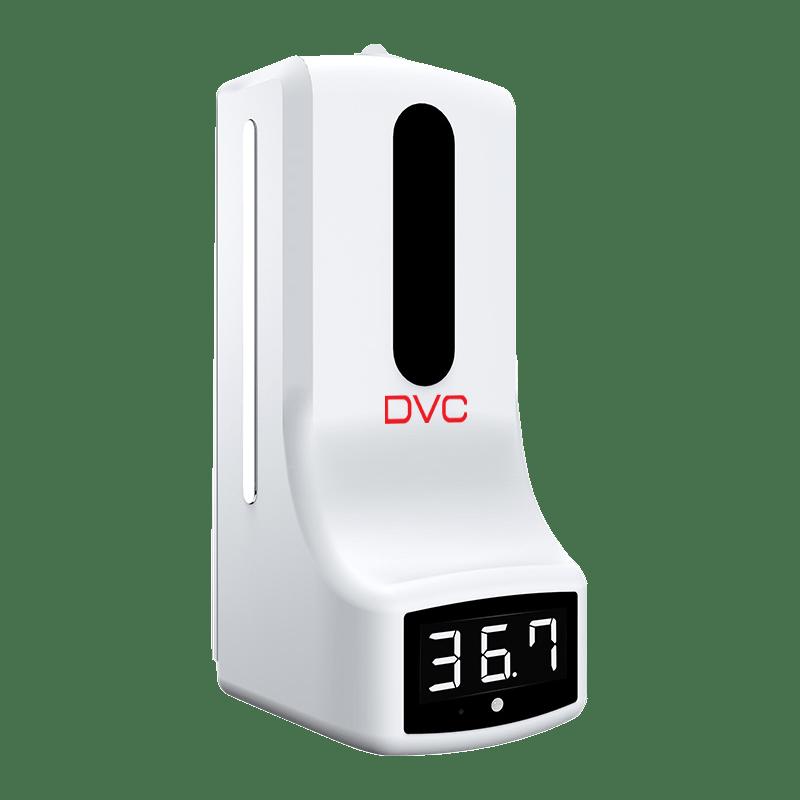 Beskontaktni termometar/toplomjer i automatski dozator dezificijensa